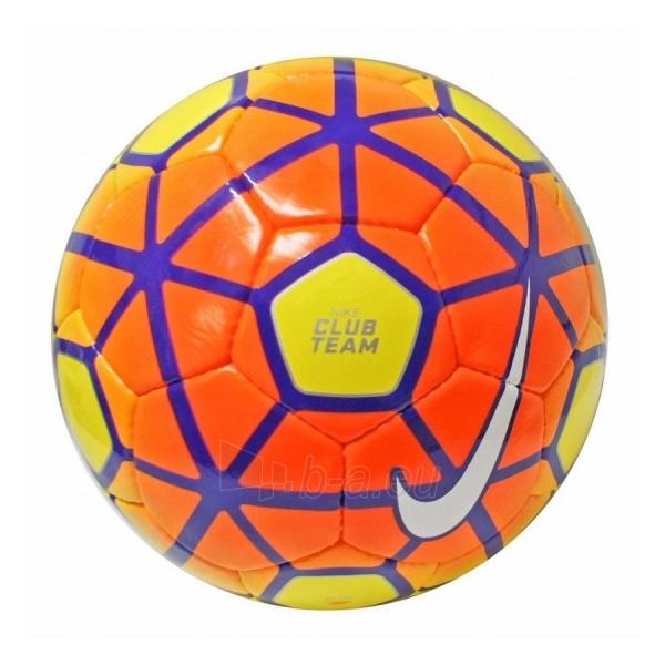 Futbolo kamuolys NIKE Club Team 5 dydis Paveikslėlis 1 iš 1 310820001415