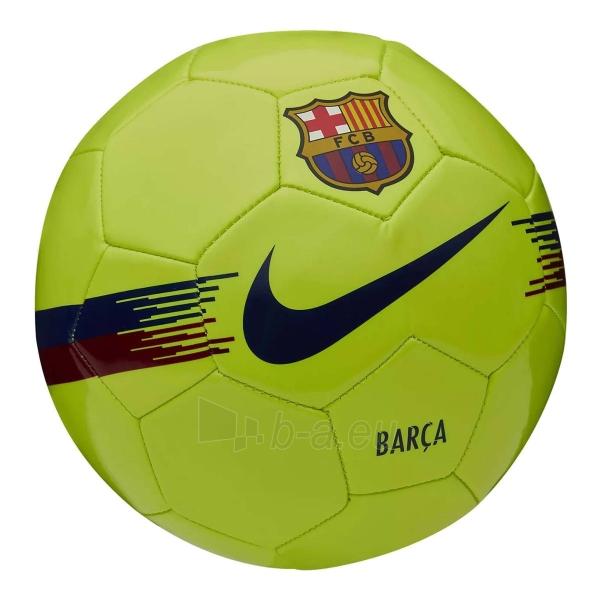 Futbolo kamuolys Nike FCB NK SPRTS 4 Paveikslėlis 1 iš 2 310820146038