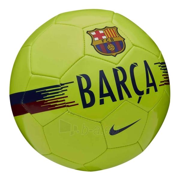 Futbolo kamuolys Nike FCB NK SPRTS 4 Paveikslėlis 2 iš 2 310820146038