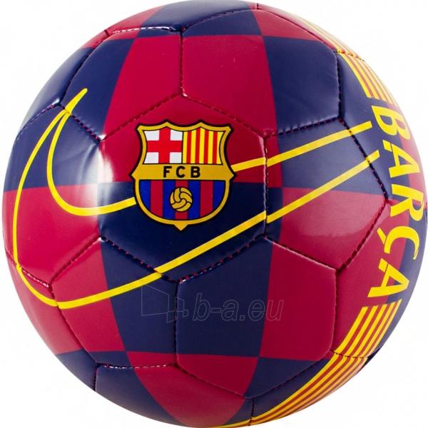 Futbolo kamuolys Nike FCB Skills FA19 SC3604 455 Paveikslėlis 1 iš 1 310820186366