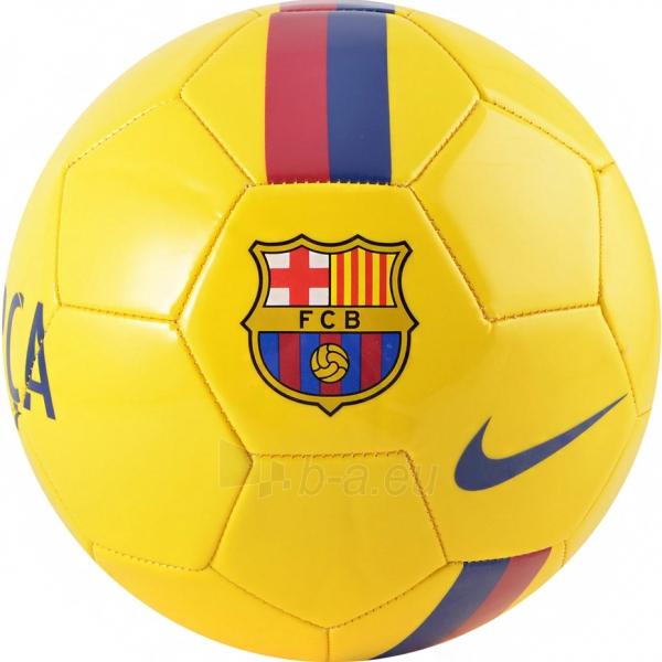 Futbolo kamuolys Nike FCB Sports SC3779 726 Paveikslėlis 1 iš 3 310820184540