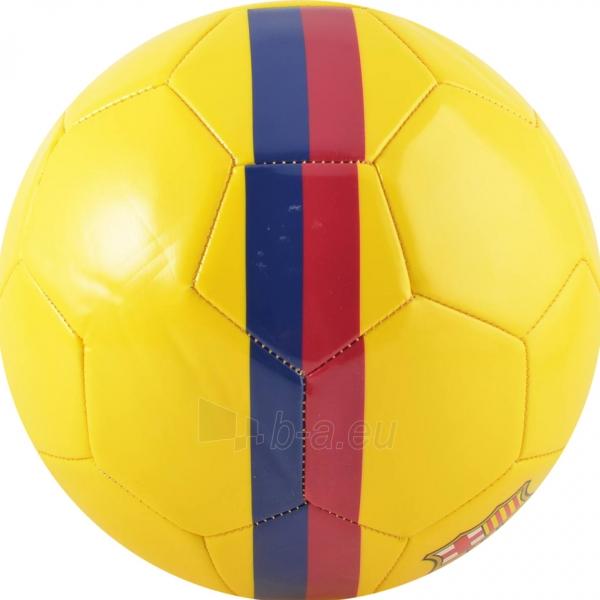 Futbolo kamuolys Nike FCB Sports SC3779 726 Paveikslėlis 2 iš 3 310820184540