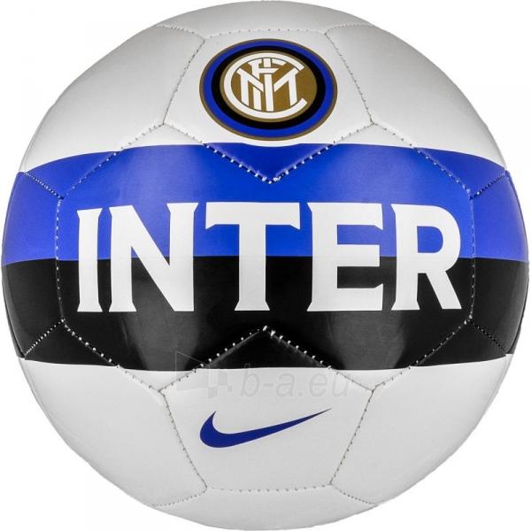 Futbolo kamuolys Nike Inter Mediolan Supporters Ball SC2701-100 Paveikslėlis 1 iš 1 250520104188