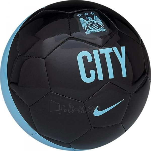 Futbolo kamuolys Nike Manchester City Football Club Supporters SC2703-475 Paveikslėlis 2 iš 2 30084700072