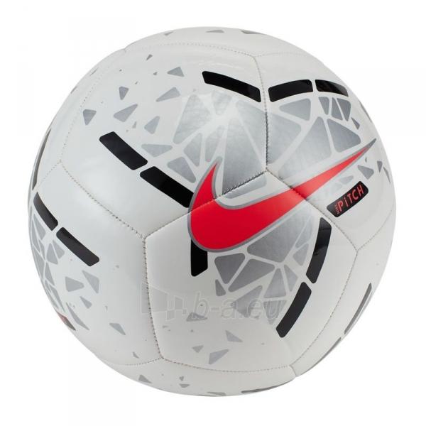 Futbolo kamuolys Nike Pitch SC3807-103 Paveikslėlis 1 iš 1 310820220952