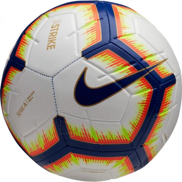 Futbolo kamuolys Nike Serie A Strike FA18 SC3376 100 Paveikslėlis 1 iš 2 310820173715