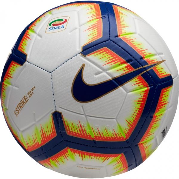 Futbolo kamuolys Nike Serie A Strike FA18 SC3376 100 Paveikslėlis 2 iš 2 310820173715