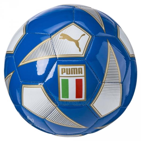 Futbolo kamuolys PUMA World Cup Licensed, mėlynas Paveikslėlis 2 iš 2 310820147124