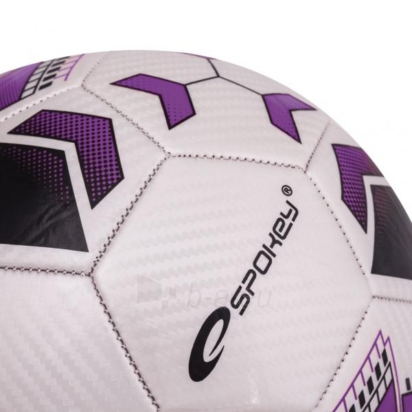 Futbolo kamuolys Spokey AGILIT Purple Paveikslėlis 4 iš 7 310820024220