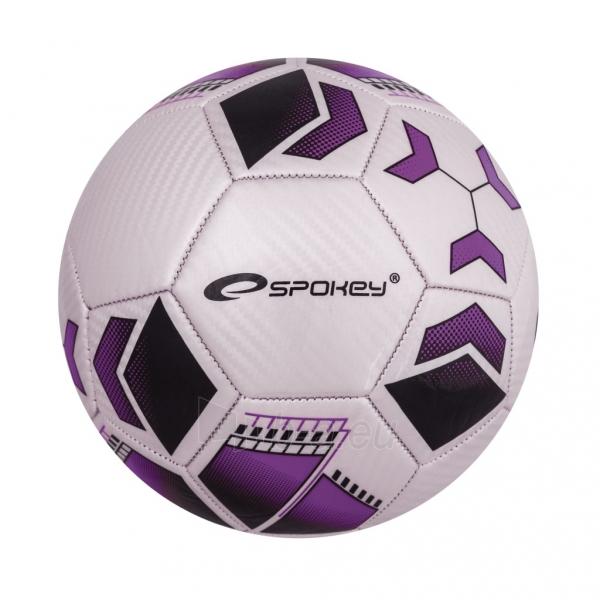 Futbolo kamuolys Spokey AGILIT Purple Paveikslėlis 5 iš 7 310820024220