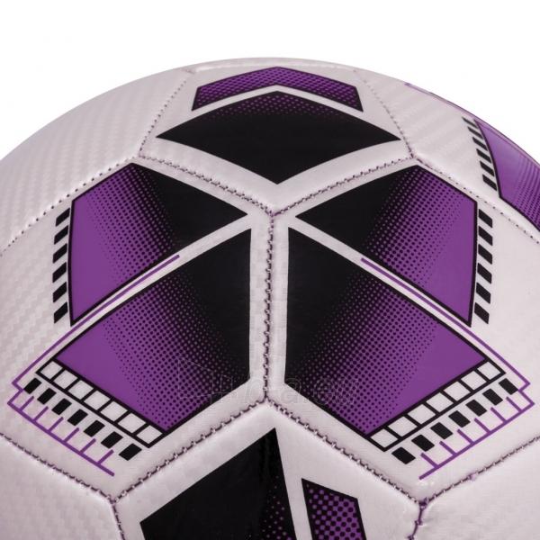 Futbolo kamuolys Spokey AGILIT Purple Paveikslėlis 6 iš 7 310820024220