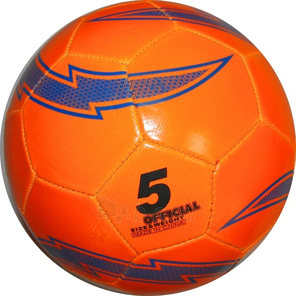 Futbolo kamuolys Spokey CBALL Orange Paveikslėlis 1 iš 1 310820002218