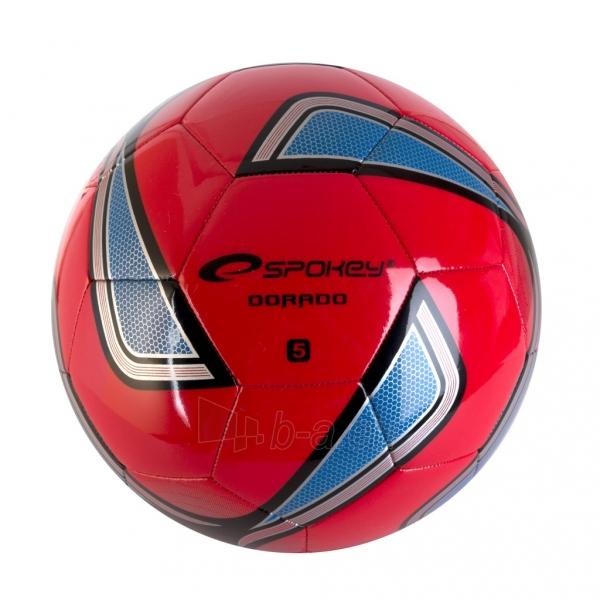Futbolo kamuolys Spokey DORADO Red Paveikslėlis 1 iš 1 310820011875