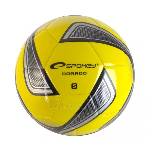 Futbolo kamuolys Spokey DORADO Yellow Paveikslėlis 1 iš 1 310820011871