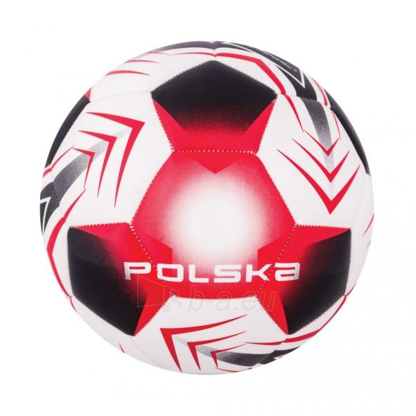 Futbolo kamuolys Spokey E2016 POLSKA Red/white Paveikslėlis 2 iš 7 310820025957