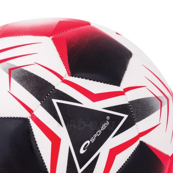 Futbolo kamuolys Spokey E2016 POLSKA Red/white Paveikslėlis 4 iš 7 310820025957