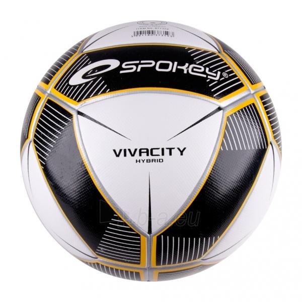Futbolo kamuolys Spokey VIVACITY Black Paveikslėlis 1 iš 1 310820011981