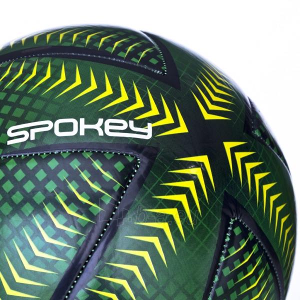 Futbolo kamuolys SWIFT žalias/geltonas Paveikslėlis 2 iš 6 310820106190