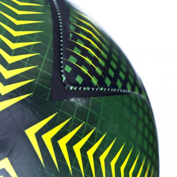 Futbolo kamuolys SWIFT žalias/geltonas Paveikslėlis 5 iš 6 310820106190