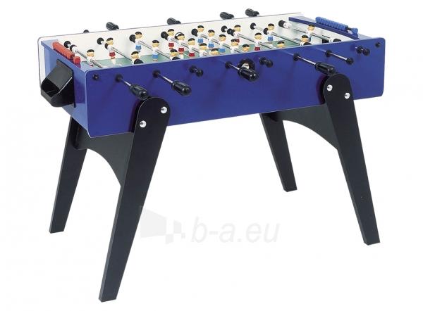 Futbolo stalas GARLANDO F-10 BLUE F10BLULNO Paveikslėlis 1 iš 1 310820231484