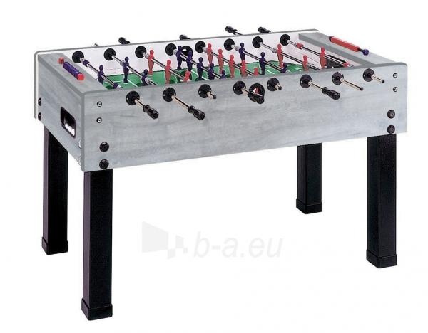 Futbolo stalas GARLANDO G-500 G500GRULNO grey oak Paveikslėlis 1 iš 2 310820231486