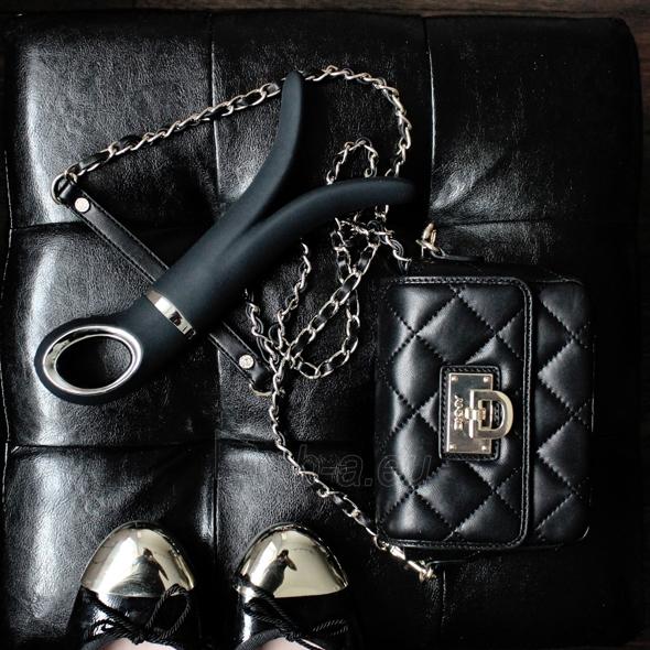 G-Vibe 2 masažuoklis - Royal Noir Paveikslėlis 8 iš 8 310820030533