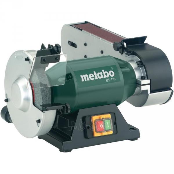 Galandymo staklės METABO BS 175 Paveikslėlis 1 iš 1 225211500034