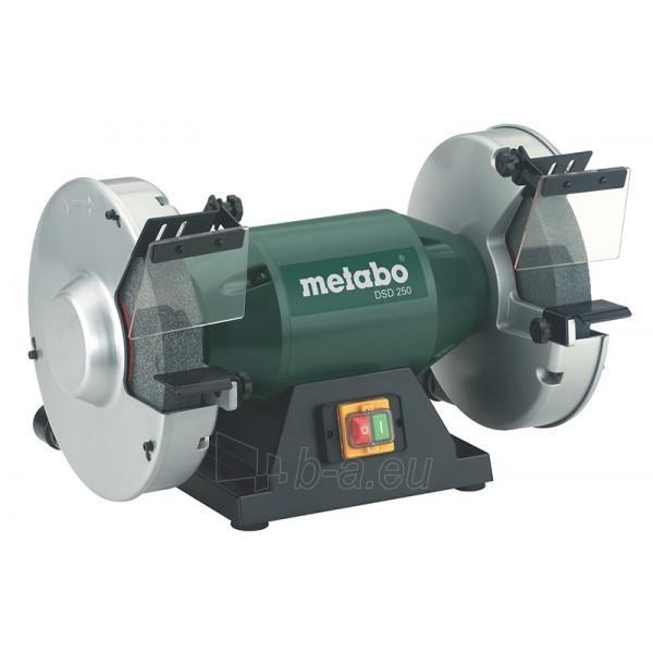 Galandymo staklės METABO DSD 250 Paveikslėlis 1 iš 2 225211500040