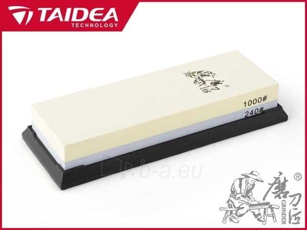 Galąstuvas akmeninis Taidea T6124W (240/1000) Paveikslėlis 1 iš 1 251550200044