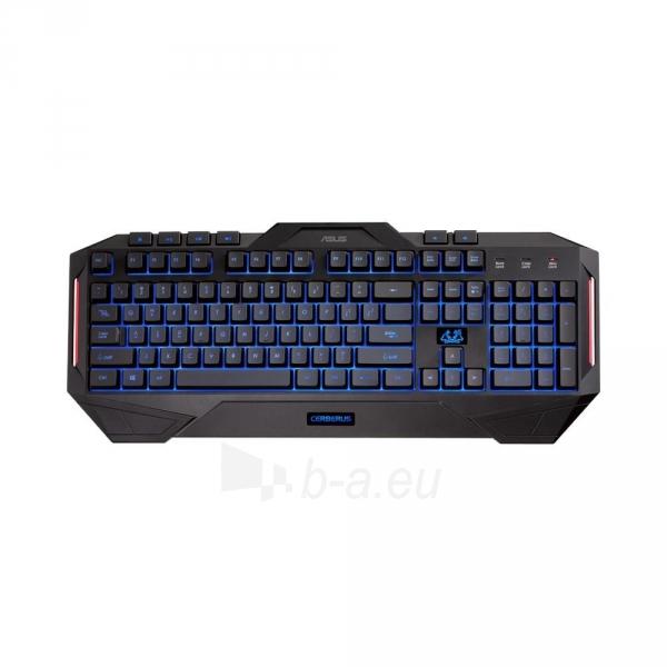 Gaming keyboard Asus Cerberus Paveikslėlis 1 iš 2 250255701335