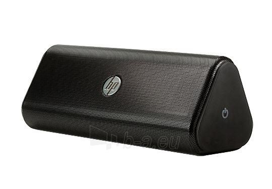 Garsiakalbis HP Roar Plus BT Black Speaker Paveikslėlis 1 iš 1 310820027424