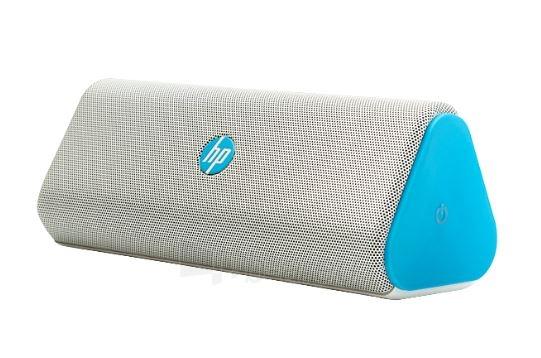 Garsiakalbis HP Roar Plus BT Blue Speaker Paveikslėlis 1 iš 1 310820027425