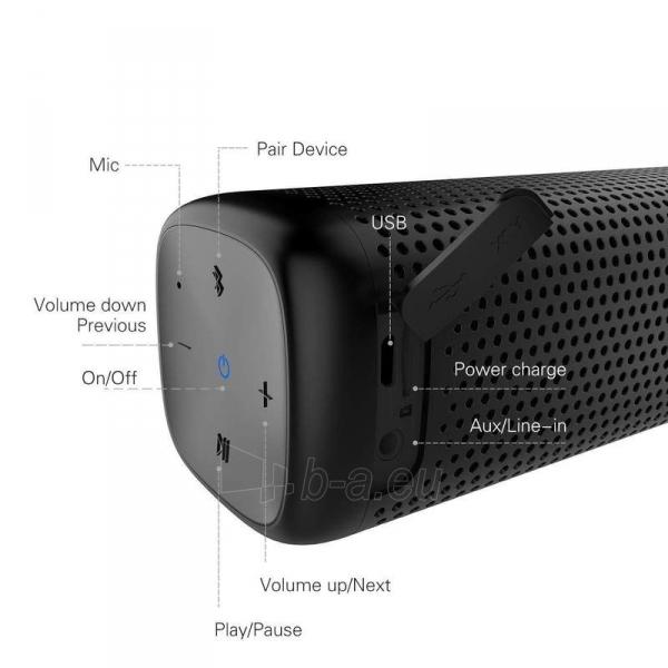 Garso kolonėlė Cowin Mighty Rock Portable Speaker MD-6110 Paveikslėlis 3 iš 7 310820206172
