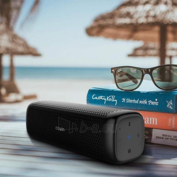 Garso kolonėlė Cowin Mighty Rock Portable Speaker MD-6110 Paveikslėlis 6 iš 7 310820206172