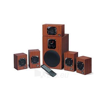 Genius Speakers SW-HF5.1 4800, 125W, EU Paveikslėlis 1 iš 1 250214000721