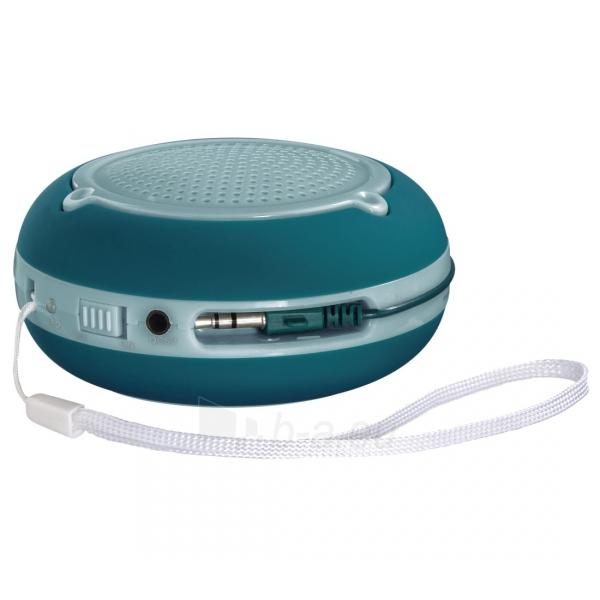 HAMA Pocket Mobile Speaker green Paveikslėlis 1 iš 1 310820009477