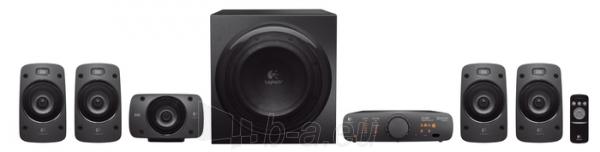 LOGITECH SURROUND SOUND SPEAKER Z906 Paveikslėlis 1 iš 5 250255800137