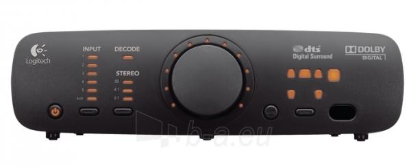 LOGITECH SURROUND SOUND SPEAKER Z906 Paveikslėlis 2 iš 5 250255800137