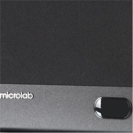 Garso kolonėlė Microlab SOLO6C 2.0 Speakers/ 100W RMS (50W+50W)/ Remote Control Paveikslėlis 4 iš 6 250214000084