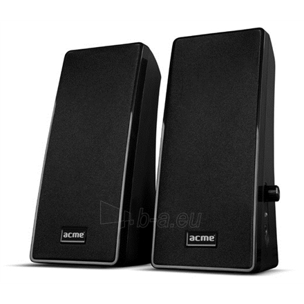 Audio speakers ACME SS108 2.0 Speakers Paveikslėlis 1 iš 3 250214000117