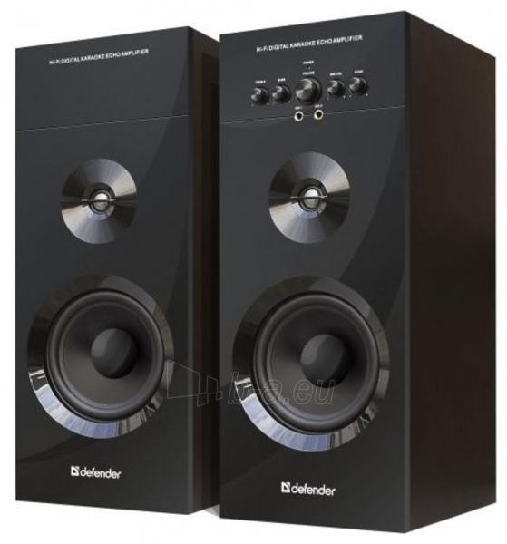 Garso kolonėlės DEFENDER 2.0 Act speaker MERCURY 55 Paveikslėlis 1 iš 1 310820218961
