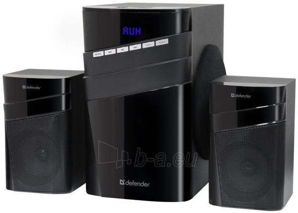 Garso kolonėlės DEFENDER X400 40Вт Bluetooth FM/MP3/SD/U Paveikslėlis 1 iš 1 310820218935