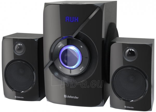 Garso kolonėlės DEFENDER X420 40Вт Bluetooth FM/MP3/SD/U Paveikslėlis 1 iš 1 310820218936