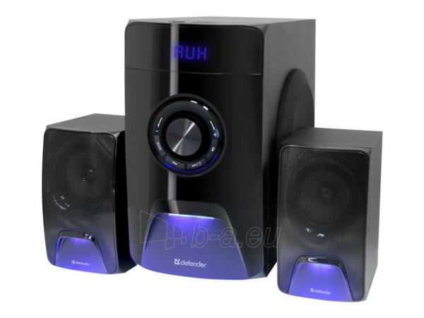 Garso kolonėlės DEFENDER X500 50W Bluetooth FM/MP3/SD/US Paveikslėlis 1 iš 1 310820218937