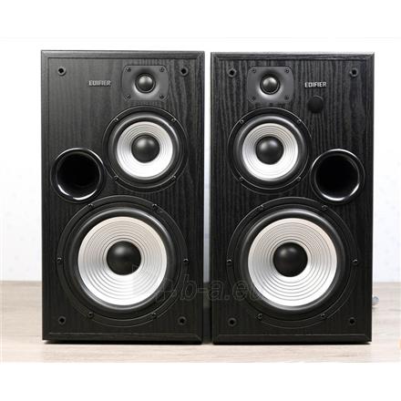 Audio speakers Edifier R2750DB Speaker type 2.0, 3.5mm to RCA/Bluetooth/Optical/Coaxial, Bluetooth version 4.0, Black, 136 W Paveikslėlis 1 iš 3 310820224278