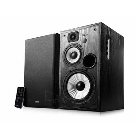 Audio speakers Edifier R2750DB Speaker type 2.0, 3.5mm to RCA/Bluetooth/Optical/Coaxial, Bluetooth version 4.0, Black, 136 W Paveikslėlis 2 iš 3 310820224278