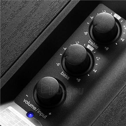 Audio speakers Edifier R2750DB Speaker type 2.0, 3.5mm to RCA/Bluetooth/Optical/Coaxial, Bluetooth version 4.0, Black, 136 W Paveikslėlis 3 iš 3 310820224278