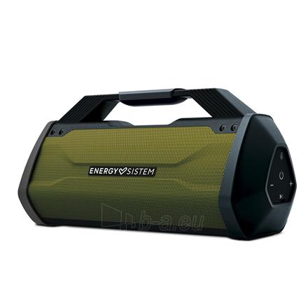 Audio speakers Energy Sistem Portable Speaker Outdoor Box Beast Bluetooth, Wireless connection, Black Paveikslėlis 1 iš 3 310820222343