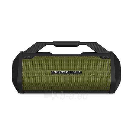 Audio speakers Energy Sistem Portable Speaker Outdoor Box Beast Bluetooth, Wireless connection, Black Paveikslėlis 2 iš 3 310820222343