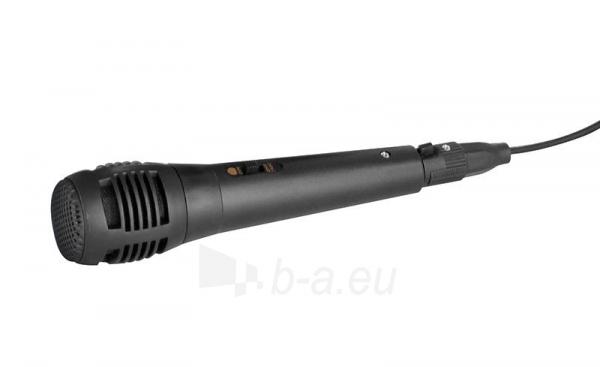 Audio speakers Portable Bluetooth speaker system MediaTech Karaoke Boombox BT with mic. Paveikslėlis 3 iš 3 310820042302